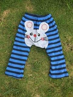 New-Celana anak size 1-3 th
