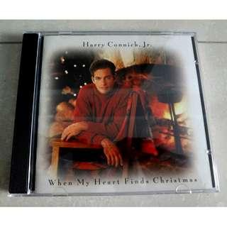 Harry Connick JR CD When My Heart Finds Christmas