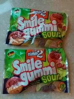 二寶Smile gummi 2包