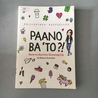 Paano Ba To by Bianca Gonzalez