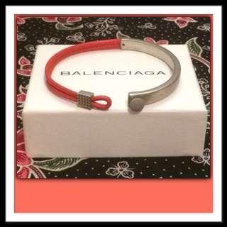 Balenciaga Men's Hand/Ankle Bracelet