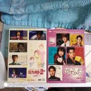 5套劇集 DVD
