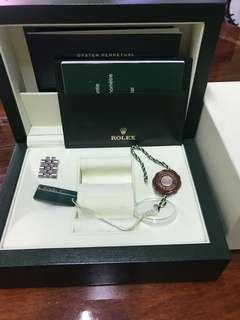 ROLEX 盒