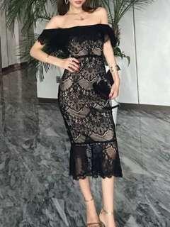 Elegant Dinnrt Dress