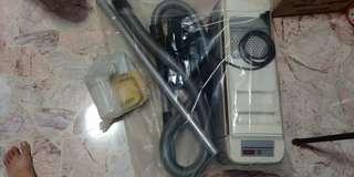 Vacuum cleaner D728/D738