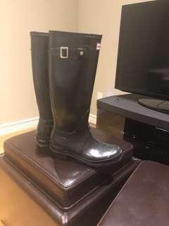 Hunter Original Tall Gloss Rainboots