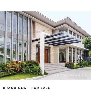 Brand New Modern Ayala Alabang House and Lot For Sale with Pool