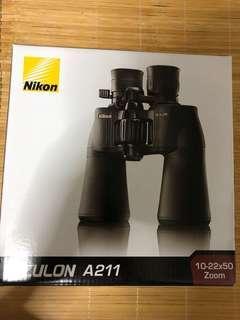 Nikon Aculon A211 10-22x50 Zomm