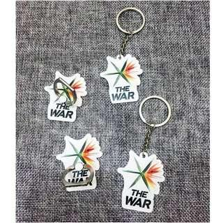 EXO THE WAR KEYCHAIN / RING HOOK