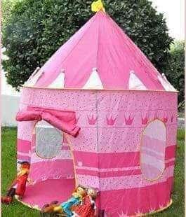 🏰 Castle Tent