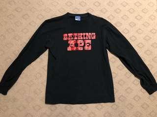 Bape Long Sleeve Sweater