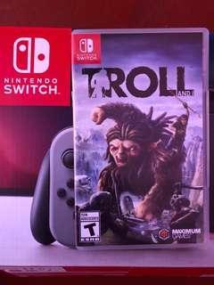 Trol and i game