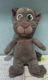 Talking Tom Soft Toy with App Sound