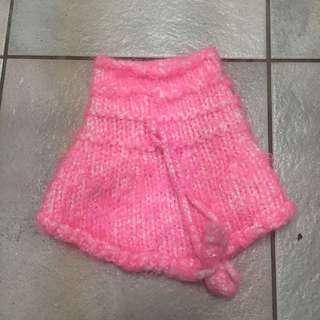 Pink Dog Sweater