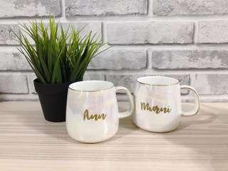 Customize Mugs / Cups / Tumblers / Trays