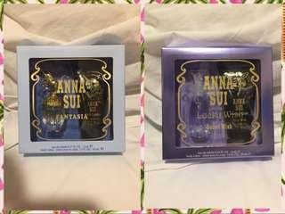 Anna Sui eau de toilette 香水 (獨角獸 / 仙子)+ body lotion 30ml