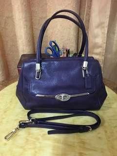 REPRICE! 💯% ORIGINAL Coach satchel
