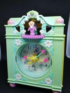 Polly Pocket Funtime Clock Doll