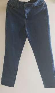 Basic Boyfriend Jeans