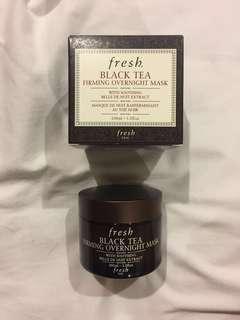 100ml FRESH Black Tea Firming Overnight Mask