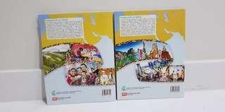 Social Studies Textbooks for P6