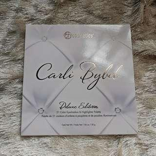 BH Cosmetics Carli Bybel Deluxe Edition 21 Color Eyeshadow and Highlighter Palette