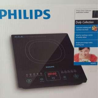 Brand new Philips induction cooker