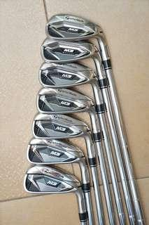 Taylormade M3 7 Piece Golf Iron Set (4-PW)