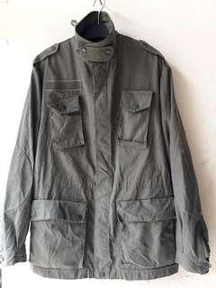 ITALY Parka military Jacket