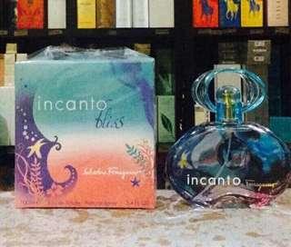 Authentic Salvatore Ferragamo Incanto Bliss Perfume