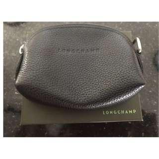 Longchamp Leather Pouch