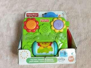 Fisher Price Toy Tote