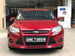 Ford Focus 1.6 TiVCT Wagon Trend Auto