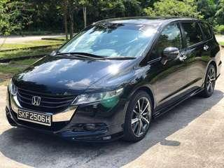 Honda Odyssey 2.4 EXV Absolute Auto
