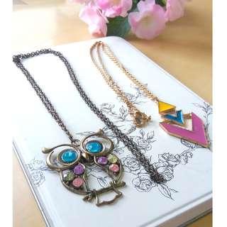 Vintage Necklaces 🌷