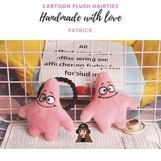(Ready stocks) Patrick hair ties (handmade)