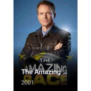 Free: Amazing Race US Season 16,17,18, 25 & 26 Episode 1
