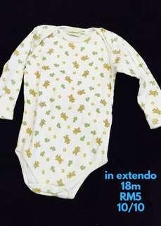 Baju baby boy clothes