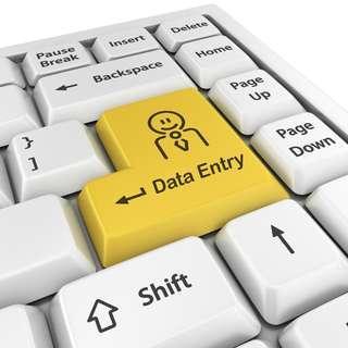 Data entry clerks