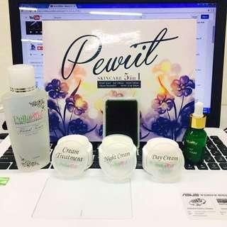 Pewiit Skincare Set 5 in 1