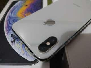 IPHONE XS 64GB SILVER MYSET