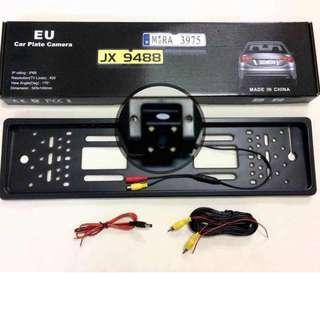 Car Plate Camera