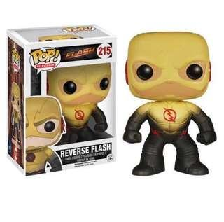 Reverse Flash Funko Pop