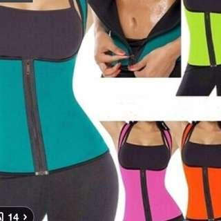Neoprene Thermal Fat Burning Bodywear in a variety of styles, colours and sizes  Summer hours opened Sundays only 10am to 3pm 686 Scarlett Road Etobicoke