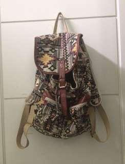RANSEL ETHNIC ABSTRACT TRIBAL UNIQUE