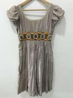 Dress with Beads
