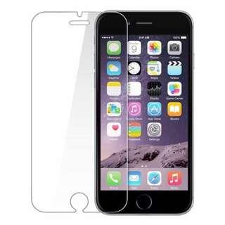iPhone 7/8 clear tempered glass