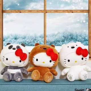 [PO] Hello Kitty x We Bare Bears