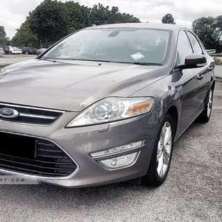 Ford Mondeo Eco boost Daily from $100. Contact us at 88115335