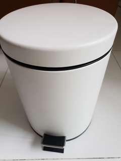 White Ikea dustbin